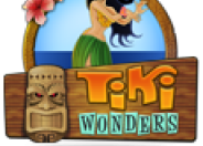 Tiki Wonders Slot logo