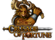 Crusade of Fortune Slot logo