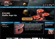 Casino Moons Home Page