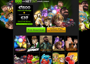 888games Home Page