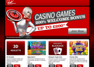Virgin Games Home Page