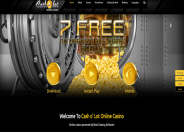 Cash o' Lot Casino Home Page