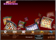 99 Slot Machines Lobby