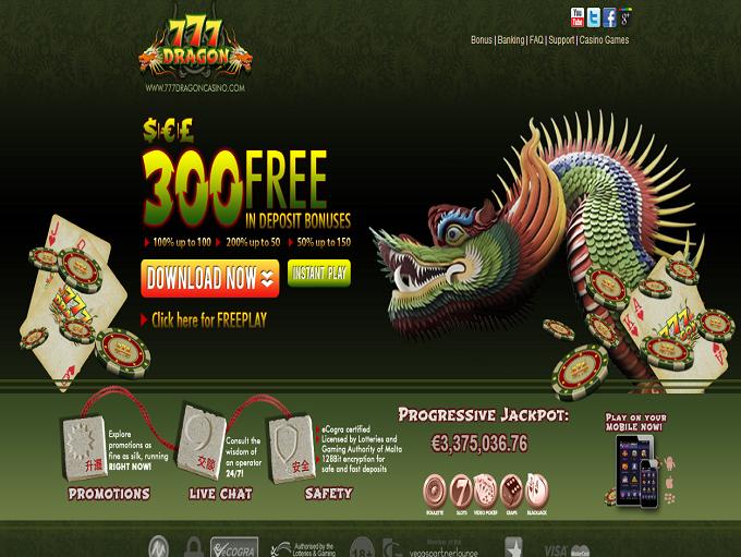 Casino Dragon